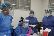 El Departamento del Tolima hoy sumó 98 nuevos casos, para un total de 12.312 contagios