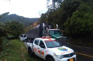 Lluvias ocasionan emergencias en del Tolima