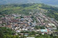 Sismo de magnitud 3.8 con epicentro en el municipio de Dolores - Tolima.