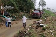 Emergencias en Planadas, Alvarado, Lérida, Suárez y Venadillo