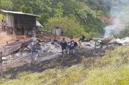 Incendios forestales en el Tolima en consumido más de 300 hectáreas