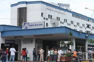 Fallecimiento de Victoria Eugenia Rojas, auxiliar de enfermería del centro asistencial a causa de la pandemia Covid19