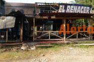 Incendio en Ibagué
