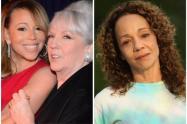 Mariah Carey, su madre y hermana