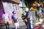 Operativos policiales en Ibagué