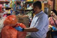 En la plaza de mercado solo el 80% de los comerciantes podrán laborar de martes a sábado de 6 de la mañana a 1 de la tarde