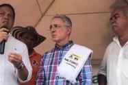 Las voces de respaldo a Uribe no se hicieron esperar en el departamento del Tolima