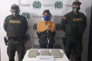 Vendedor de drogas en el sur del Tolima