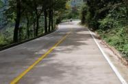Obras de pavimentación de 7,8 kilómetros del corredor Herrera – Palonegro - Los Guayabos en el municipio de Rioblanco