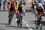 Nairo y Roglic - Tour de Francia 2020