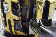 Accidente centro de Ibagué