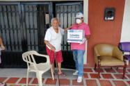 Ayudas humanitarias Adultos Mayor