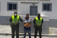 Agresor machete Cajamarca