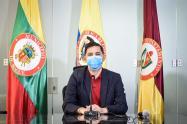 Alcalde de Ibagué, Andrés Hurtado