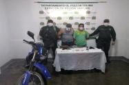 Capturados Ampudia y Urbano en San Luis