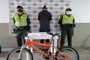 Recuperaron dos bicicletas en El Espinal
