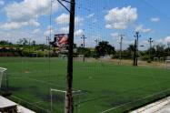 Reabrirán canchas sintéticas en Pereira, pero no se permiten partidos de fútbol.