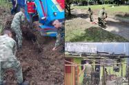 Ejército realiza buenas labores en el Tolima