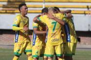 Huila ganó ante Barranquilla
