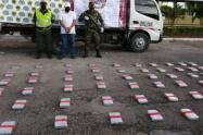 225 kilos de coca fueron incautados en la vía Mocoa – Pitalito