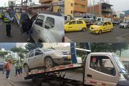 Inmovilizaciones en Ibagué