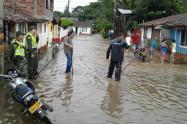 Las fuertes precipitaciones han provocado la declaratoria de calamidad pública en Rovira y Cajamarca