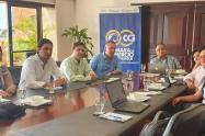 representantes de los Gremios Económicos del Tolima ante las juntas directivas y consejos de otras organizaciones