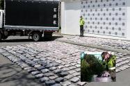 Incautaron 452.000 dosis de marihuana en Ibagué