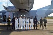 capturados los exostos en Guamo