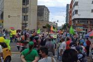 Ibagué fue un símbolo de paz y armonía, convocatoria con el compromiso que no se presentarán desmanes