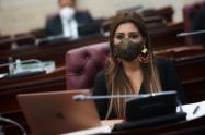 Adriana Matiz dejó en claro su posición de rechazo a este proyecto