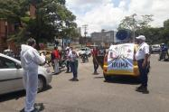 Protestas docentes Ibagué