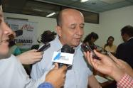 Carlos Reyes advirtió que su partido se ha dedicado a ejercer el control político con relación a las obras inconclusas