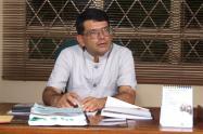Reyes Alvarado es ingeniero de sistemas y físico de la Universidad de los Andes
