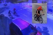 Robaron bicicleta en La Pola
