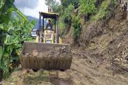 Trabajos viales rurales Ibagué