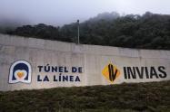 Túnel de La Línea Tolima