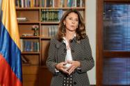 Marta Lucía Ramírez Vicepresidente de Colombia