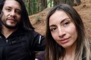 Mujer agredida por un hacha presuntamente por su pareja