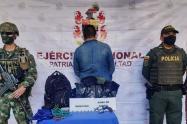 Ejército capturó a dos sujetos responsables de constantes hurtos en el norte del departamento
