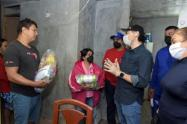 das humanitarias de IBAGUÉ alcalde Hurtado
