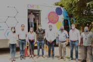 Bus Tic de la Gobernación del Tolima