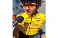 Yénifer Ducuara, campeona de La Vuelta al Tolima 2020