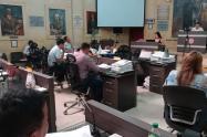 Cinco concejales se pelean la presidencia del Concejo de Ibagué
