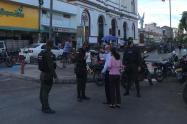 Con campaña anti-extorsiva llegó el Gaula de la Policía a El Espinal