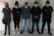 Cayó banda delincuencial Los Yerbateros