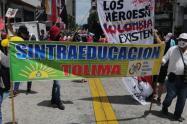 Movilización del 21 de octubre saldrá a las 8 de la mañana desde la calle 37 con carrera 5a