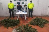 Capturados con marihuana en Alpujarra - Tolima