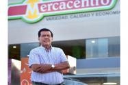 Carlos Alvarado, gerente de Mercacentro