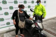 Recuperaron moto en un parqueadero del barrio Yuldaima en Ibagué